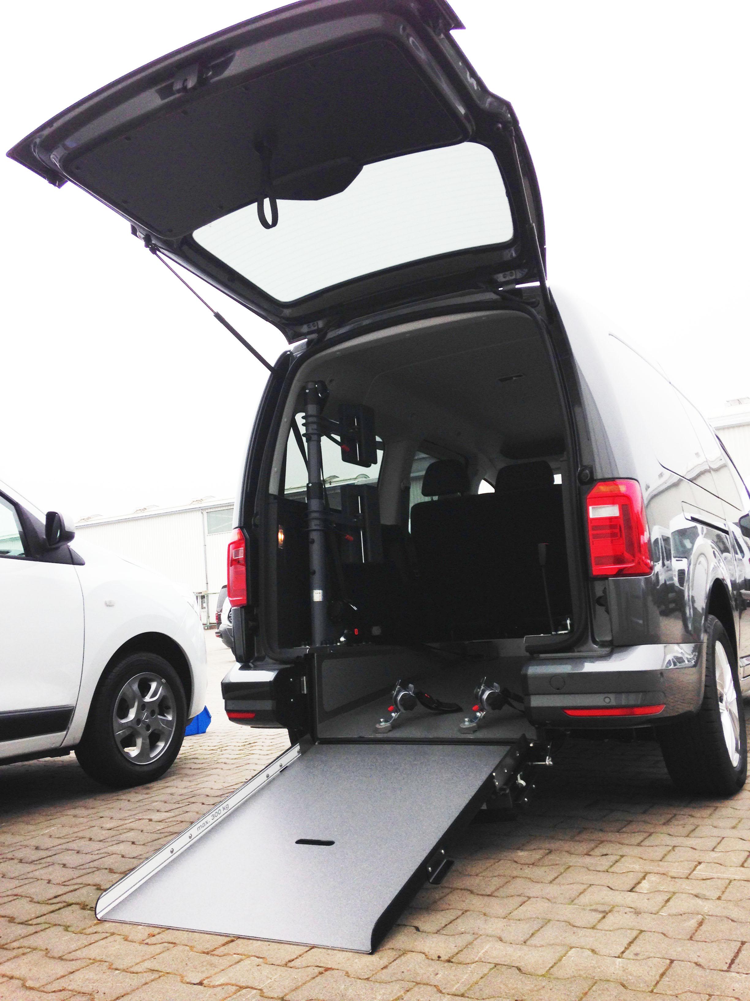 Volkswagen disabili 2016 euro 6