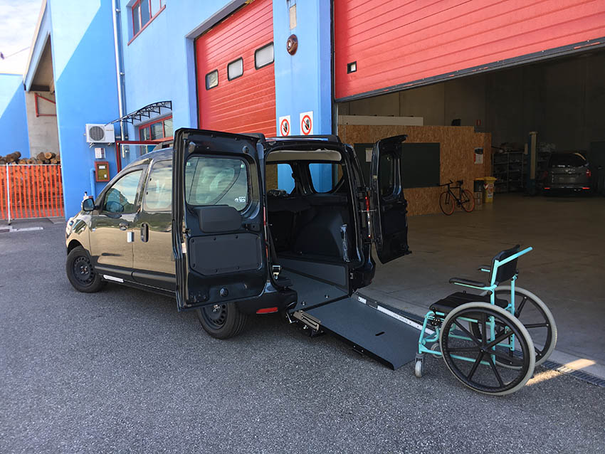 dacia disabili