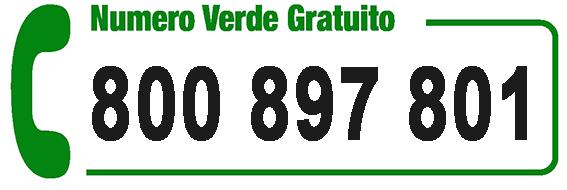 numero verde disabili