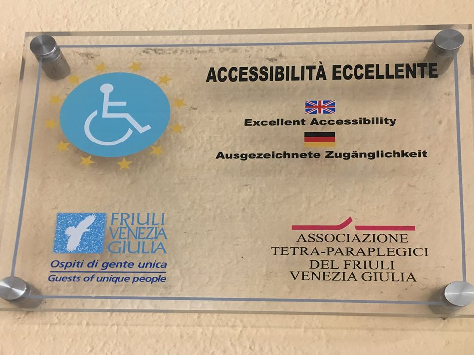 hotel accessibile disabili
