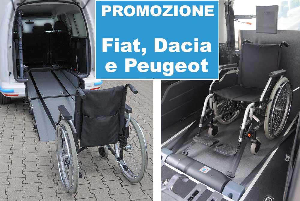 Sconti trasporto disabili