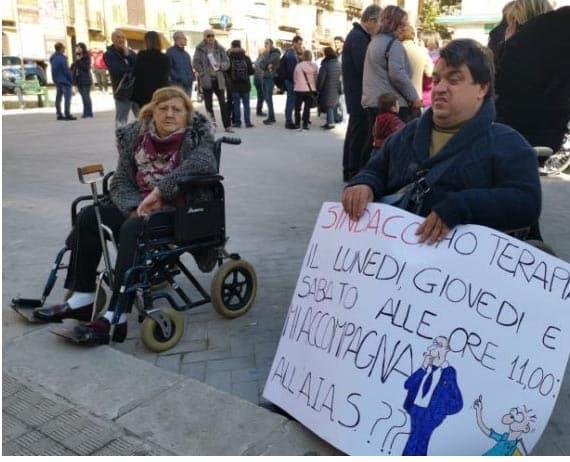 comune di gela trasporto disabili