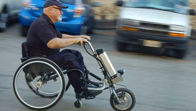 Richiesta Al Governo Per Favorire La Mobilita Disabili In Carrozzina