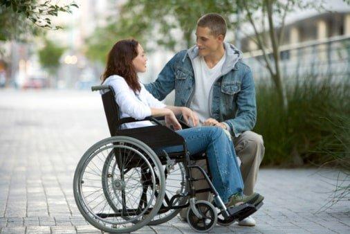 acquistare carrozzina per disabili