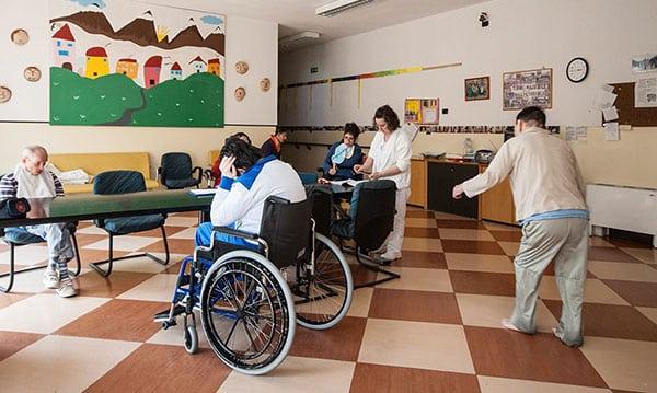 Disabili centri diurni Lombardia
