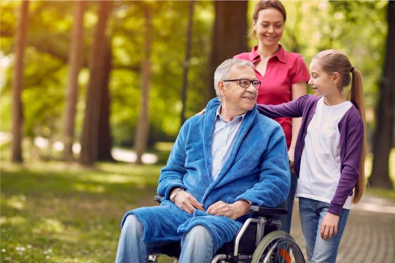 Disabili i compiti dei caregiver