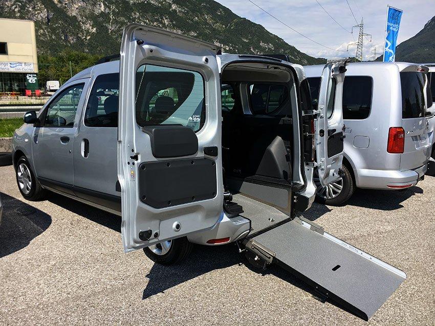 Dacia dokker pronta consegna