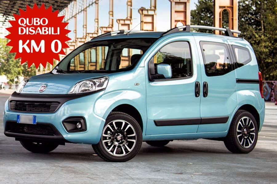 Fiat Qubo per invalidi