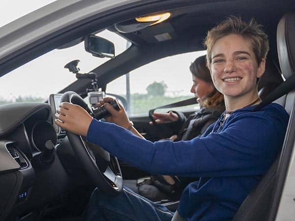 Lezioni di guida per disabili