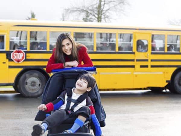 trasporto scolastico disabili gratuito