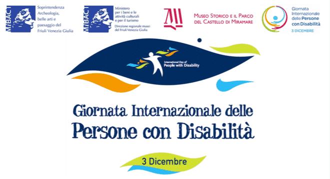 FVG giornata nazionale dei diritti delle persone con disabilità