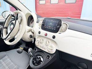 Fiat 500 cambio automatico