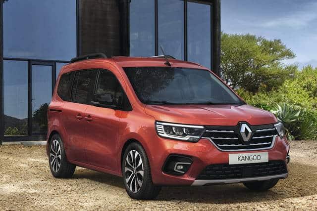 Renault Kangoo 2021 disabili