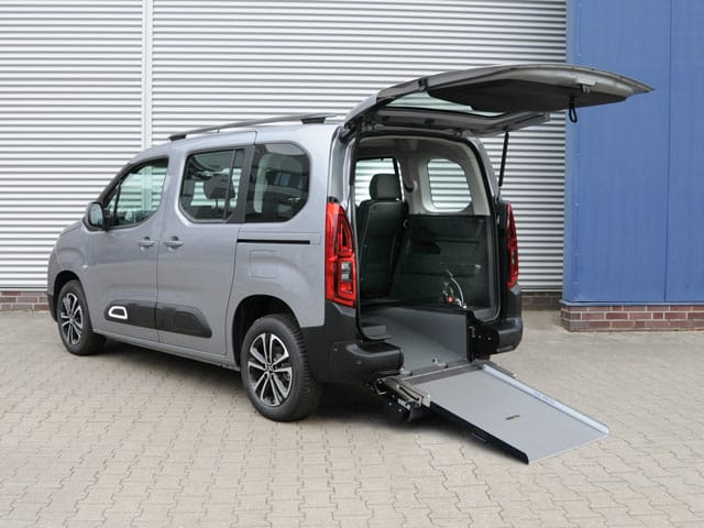 Citroen Berlingo 2021 invalidi