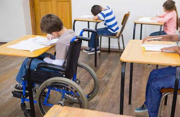 Alunni disabili in Campania
