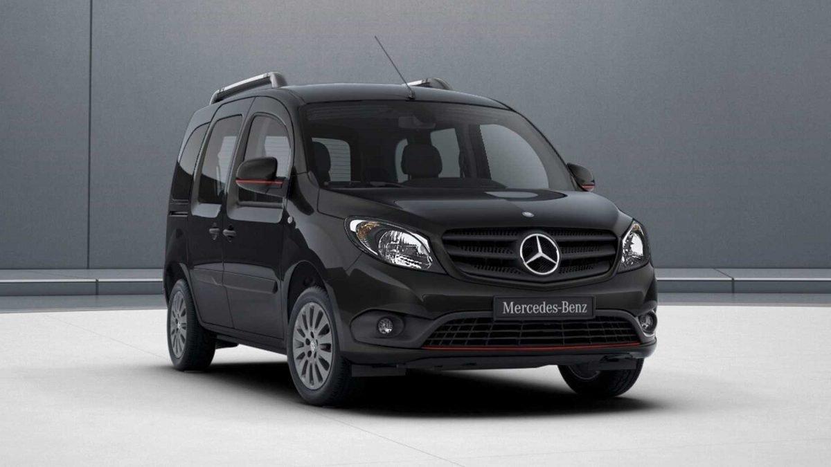 Mercedes Citan disabili 2021