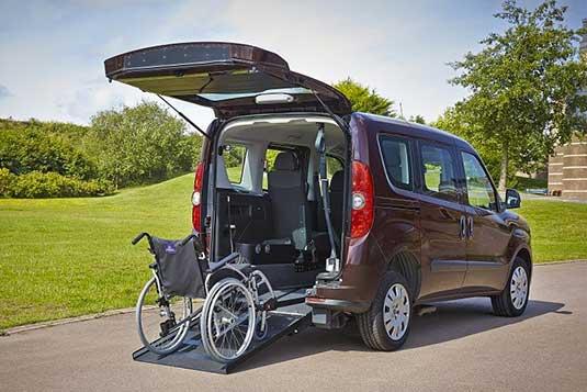 Come noleggiare un veicolo per disabili