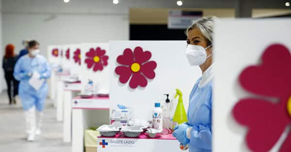 disabili vaccinati in campania