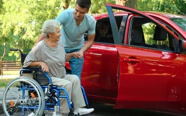 Conversione auto per disabili