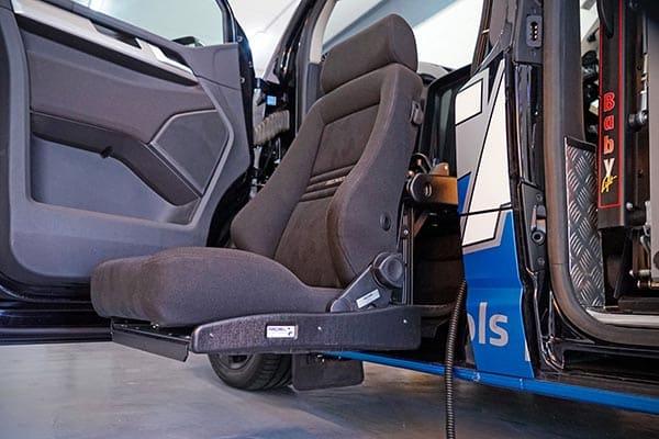 Costo sedile girevole per disabili