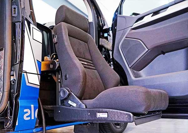 Qual'è l'auto ideale per trasporto disabili?