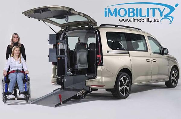 Cerchi un'auto per disabili ma non c'è disponibilità